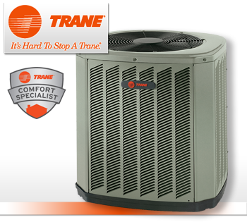 number one recommended brand of air conditioning and heating equipment is Trane